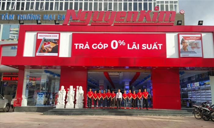Siêu thị Nguyễn Kim