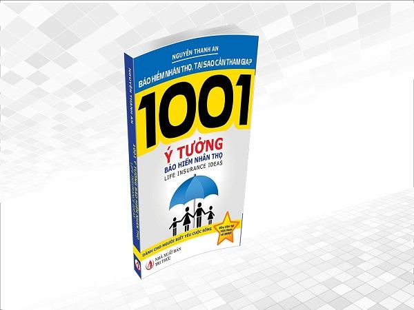 Sách hay nên đọc: 1001 ý tưởng về bảo hiểm nhân thọ