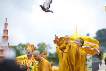 Nghi lễ cúng phóng sinh - Nét đẹp nhân văn cổ truyền của người dân Việt Nam