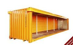 Kích thước container hở mái trên