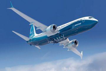 Tại sao máy bay bay được trên bầu trời xanh