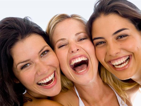 lợi ích của nụ cười