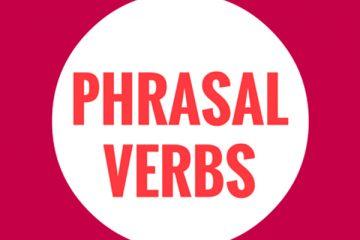 Cum động từ phrasal verb trong tiếng anh