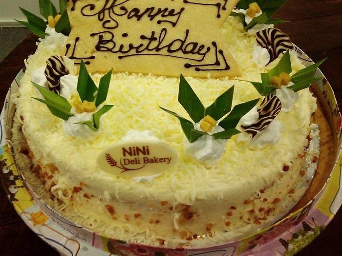bánh kem Nini Bakery