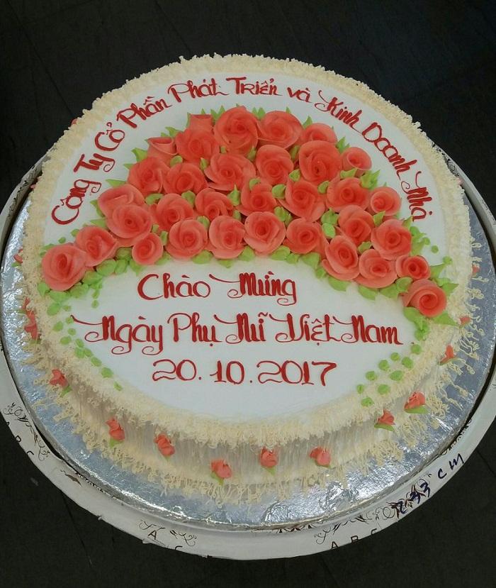bánh sinh nhật abcbakery