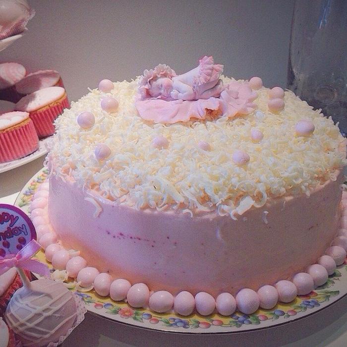 bánh sinh nhật Partea English Tearoom