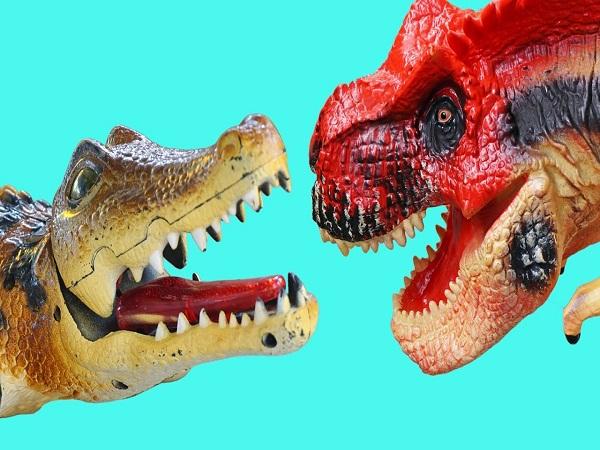cá sấu họ hàng khủng long