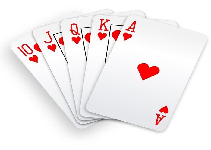 chất cơ đoán vận mệnh tùy thuộc vào lá bài