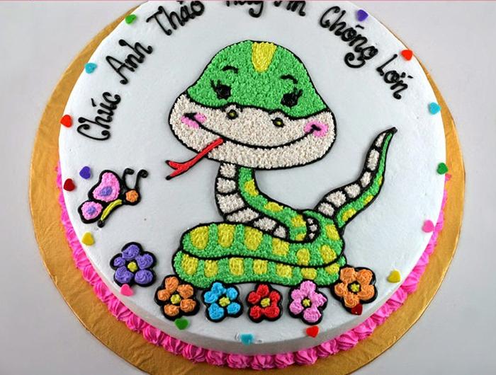 Hình ảnh bánh sinh nhật cho bé