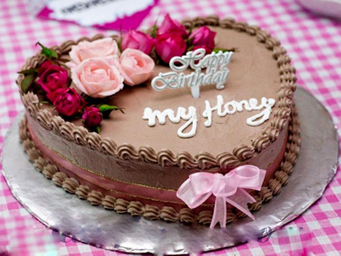 Hình ảnh bánh sinh nhật tặng người yêu