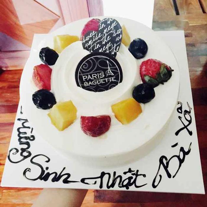 Hình ảnh bánh sinh nhật vợ chồng