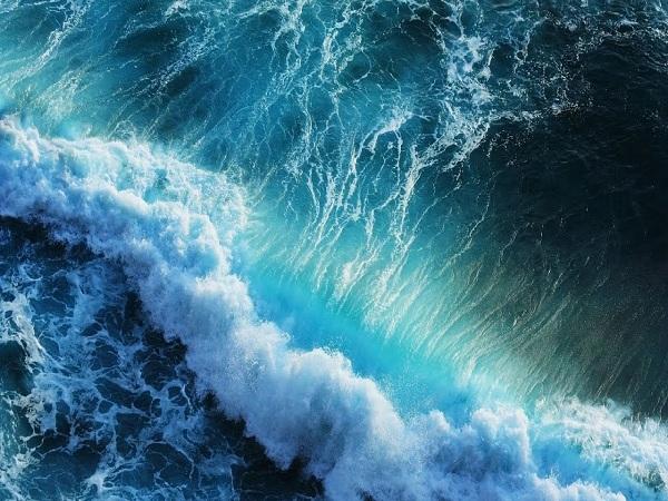 màu xanh biển