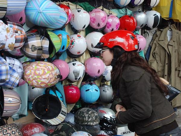 Loại mũ bảo hiểm tốt nhất hiện nay ???