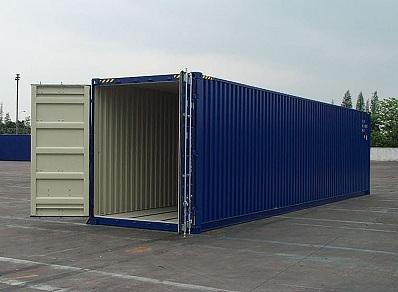 Kích thước container 40 feet