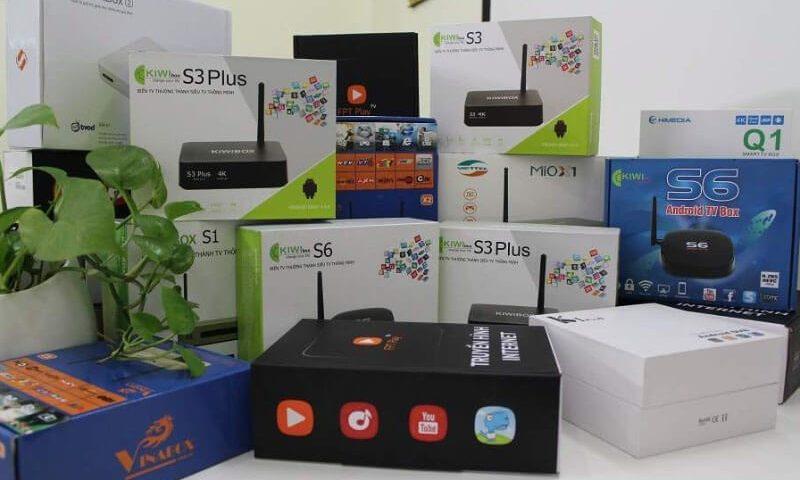 Mua Android TV Box TP.HCM tại địa chỉ nào?