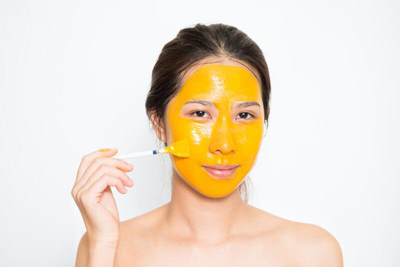 Nghệ là nguyên liệu vàng trong chăm sóc làn da