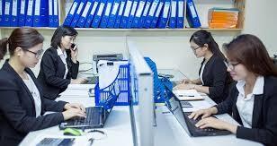 Đội ngũ kế toán viên luôn các trình độ co trình độ chuyên môn cao