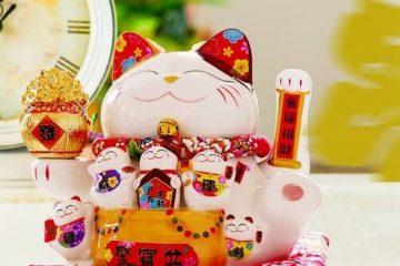6 lưu ý cần biết khi mua mèo Thần Tài