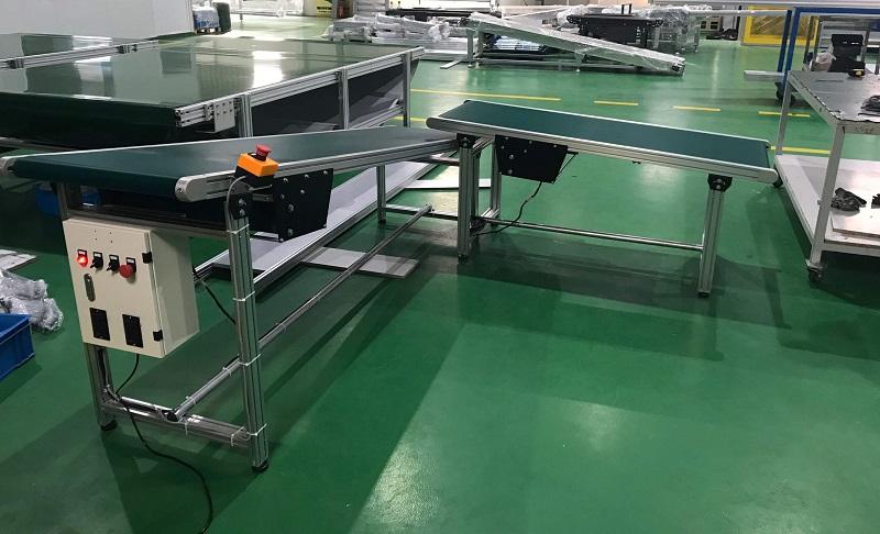 băng tải PVC 02