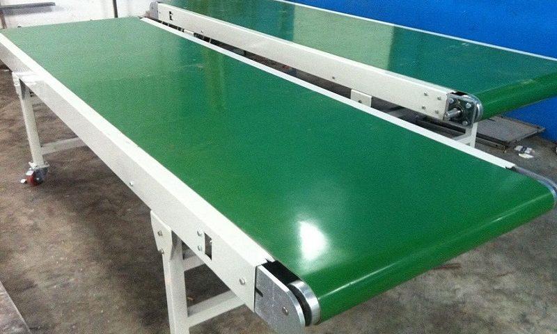Đặc tính công nghệ của thiết bị băng tải PVC