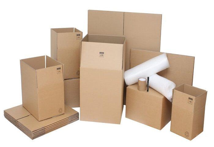 Quy cách thùng carton chuẩn khi chuyển hàng hoá