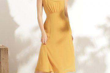 Bí quyết mua váy đầm công sở cho tuổi trung niên?